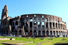 Colosseum. Roman Colosseum in Rome, Italy Stock Image