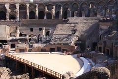 Colosseum. The Roman Colosseum, Rome, Italy stock photo