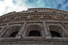 Colosseum romano Fotografie Stock