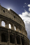Colosseum romano clássico Foto de Stock Royalty Free
