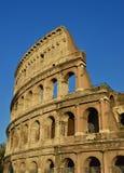 Colosseum romano, Roma, Italy foto de stock