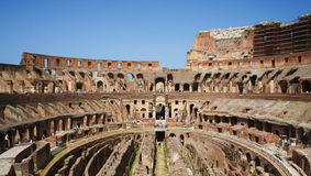 Colosseum, Rome. The Colosseum in Rome, Italy royalty free stock photo