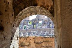 Colosseum in Rome stock foto