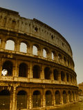 Colosseum, Rome. Roman Colosseum in Rome, Italy Stock Photography