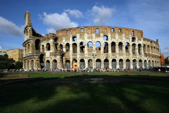 Colosseum in Rome. Royalty-vrije Stock Fotografie