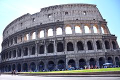 The Colosseum , Rome Royalty Free Stock Image
