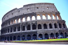 The Colosseum , Rome Royalty Free Stock Photos