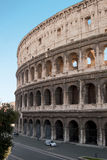 The Colosseum in Rome. The Colosseum is the most famous Roman monument. In antiquity it was a great arena for fights between gladiators. It is considered a Stock Photos