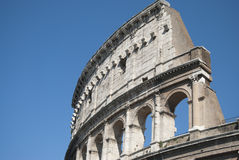 Colosseum at Rome Royalty Free Stock Photos