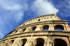 Colosseum in Rome Royalty Free Stock Image