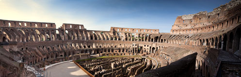 Colosseum,Rome Royalty Free Stock Photos