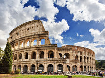 Colosseum, Rome. Colosseum in Rome, Italy royalty free stock images