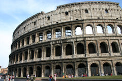 Colosseum - Rome Royalty-vrije Stock Foto
