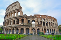 Colosseum in Rome Royalty-vrije Stock Fotografie