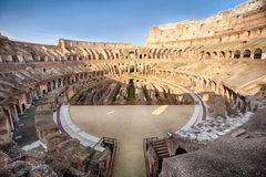 Colosseum in Rome Royalty Free Stock Photo