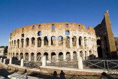 Colosseum of Rome Stock Photo
