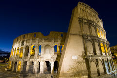 Colosseum of Rome Royalty Free Stock Image