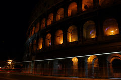 Colosseum in Rome. Stock Photography