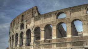 colosseum rome stock video