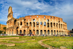 Colosseum, Rome Photo stock