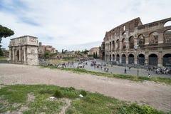 colosseum rome Стоковые Фотографии RF