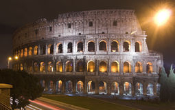 Colosseum - Rome Royalty Free Stock Photography