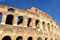 Colosseum, Rome Royalty-vrije Stock Fotografie