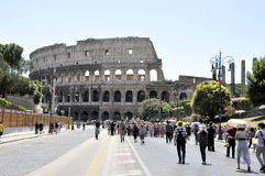 Colosseum - Rome Photographie stock
