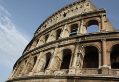 The Colosseum in Rome Stock Photo