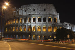 Colosseum at Rome Royalty Free Stock Photo