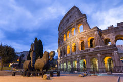 Colosseum Rome photographie stock