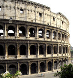 The Colosseum, Rome. The mighty Colosseum in Rome Royalty Free Stock Photography