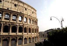 The Colosseum, Rome stock photo