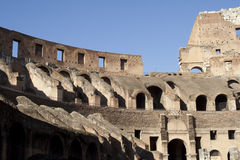 Colosseum of Rome Royalty Free Stock Photo
