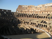 Colosseum in Rome Stock Photo