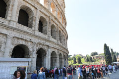 Colosseum , Rome Royalty Free Stock Photography
