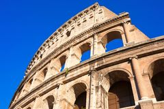 Colosseum in Rome Stock Photography