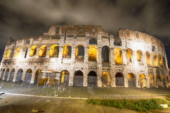 Colosseum - Rome Stock Photography