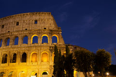 Colosseum Rome Royalty Free Stock Photography