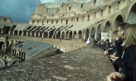 Colosseum Colosseum, Rome, Colosseum, historisk plats, amfiteater, gränsmärke, forntida rome Royaltyfria Bilder