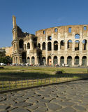 Colosseum in Rome, Italië Stock Afbeelding