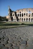Colosseum in Rome, Italië Stock Afbeelding