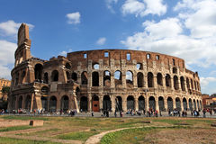 Colosseum, Rome, Italië stock foto