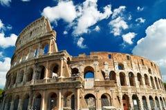 Colosseum in Rome, Italië stock fotografie