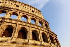 Colosseum in Rome, Italië stock foto