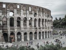Colosseum Rome Italië Royalty-vrije Stock Foto's