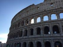 Colosseum in Rome, Italië Stock Afbeeldingen
