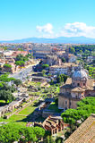 Colosseum, Rome Italië Stock Fotografie