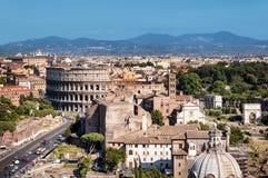 Colosseum, Rome - Italie photos stock