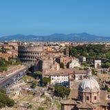 Colosseum, Rome - Italie photo libre de droits